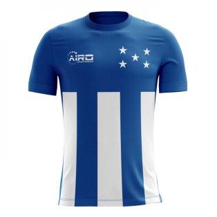 2020-2021 Honduras Away Concept Football Shirt