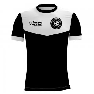 2018-2019 New Zealand Home Concept Football Shirt