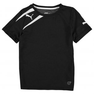 Puma Spirit Training Tee (black) - Kids