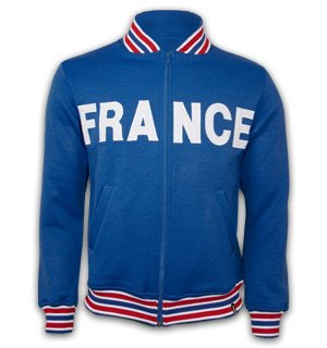 France 1960's Retro Jacket polyester / cotton