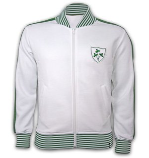 Ireland 1974 Retro Jacket polyester / cotton