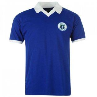 Score Draw Everton 1978 Home Shirt