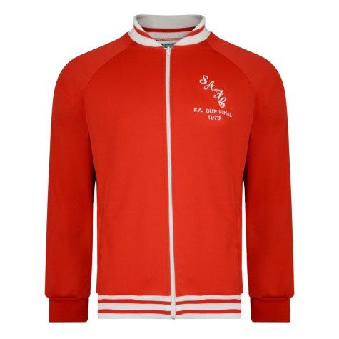Score Draw Sunderland 1973 FA Cup Final Track Jacket