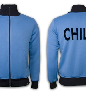 Chile WC 1974 Retro Jacket polyester / cotton