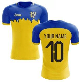 2020-2021 Everton Away Concept Football Shirt (Your Name)