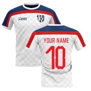 2019-2020 Bolton Home Concept Football Shirt (Your Name)