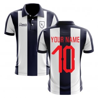 2019-2020 West Brom Home Concept Football Shirt (Your Name)