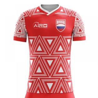 2018-2019 Russia Home Concept Football Shirt