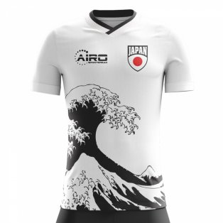 Away Shirt Football 2019 2018 Japan Concept gwYZZB