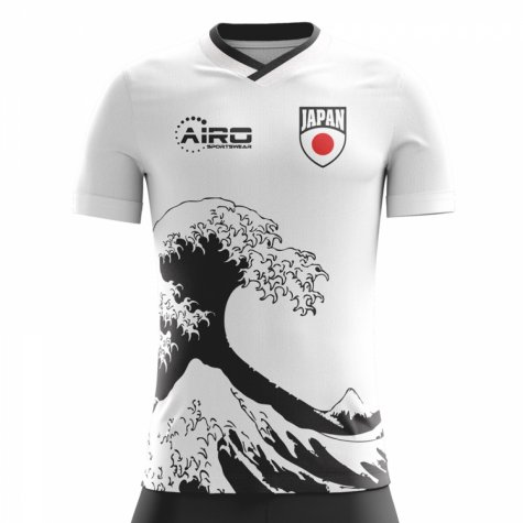2018-2019 Japan Away Concept Football Shirt