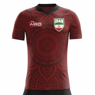 813541abd 2018-2019 Iran Away Concept Football Shirt