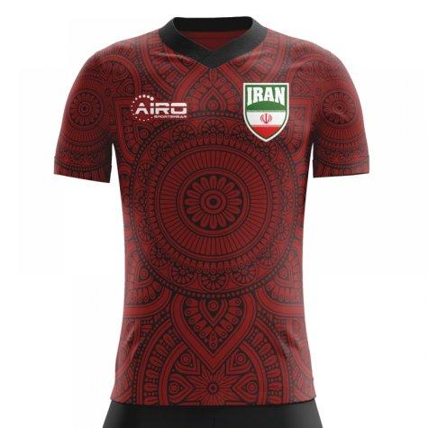 2020-2021 Iran Away Concept Football Shirt - Womens