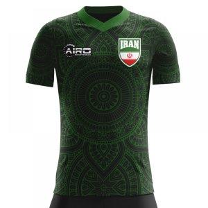2020-2021 Iran Third Concept Football Shirt - Womens