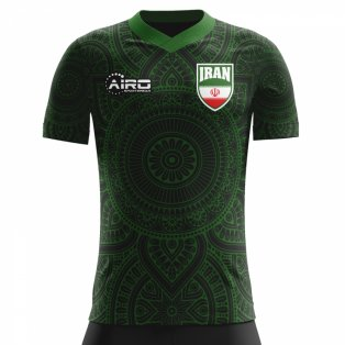 2020-2021 Iran Third Concept Football Shirt (Kids)