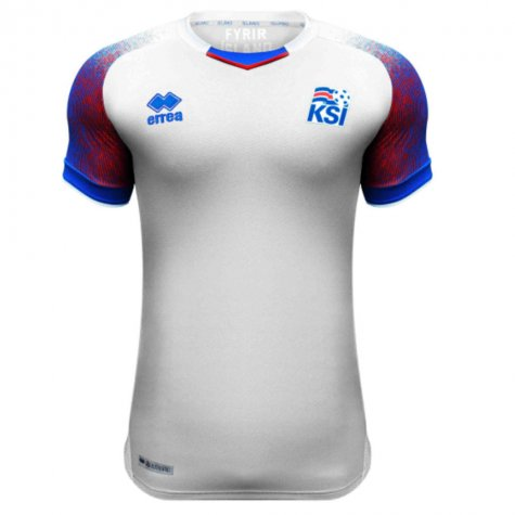 0a1941711f2 2018-2019 Iceland Away Errea Football Shirt (Kids) [SMKI7C05130IN ...