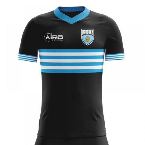2018-2019 Uruguay Away Concept Football Shirt  URUGUAYA  - Uksoccershop f9b0898fd