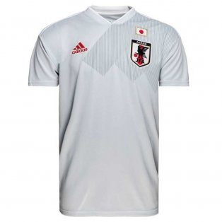 e724085f66f 2018-2019 Japan Away Adidas Football Shirt