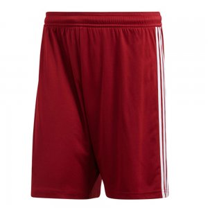 2018-2019 Mexico Away Adidas Football Shorts (Red)