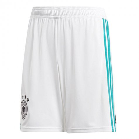 2018-2019 Germany Away Adidas Football Shorts (Kids)