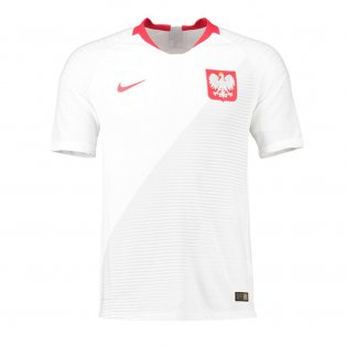 c27f866f00c 2018-2019 Poland Home Nike Vapor Match Shirt