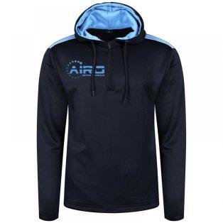 Airo Sportswear Heritage Hoody (Navy-Sky)