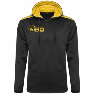 Airo Sportswear Heritage Hoody (Black-Amber)