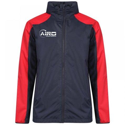Airo Sportswear Tracktop (Navy-Red)