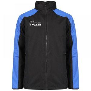 Airo Sportswear Tracktop (Black-Royal)