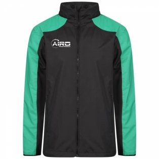 Airo Sportswear Tracktop (Black-Green)