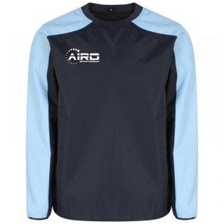 Airo Sportswear Pro Windbreaker (Navy-Sky)