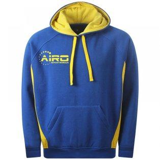 Airo Sportswear Team Hoody (Royal-Yellow)