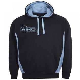 Airo Sportswear Team Hoody (Navy-Sky)