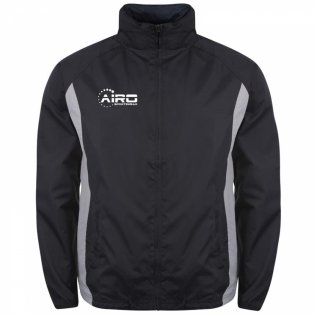 Airo Sportswear Tracksuit Top (Navy-Silver)