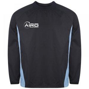 Airo Sportswear Team Windbreaker (Navy-Sky)