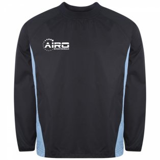 Airo Sportswear Team Windbreaker (Navy-Sky)