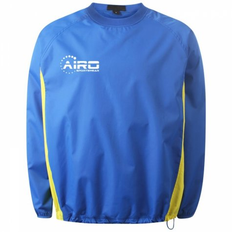 Airo Sportswear Team Windbreaker (Royal-Yellow)