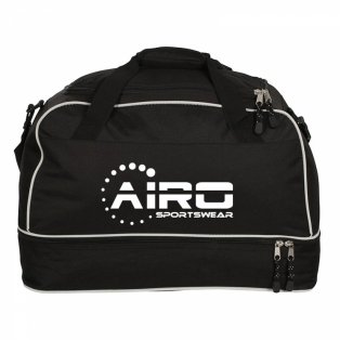 Airo Sportswear Player Holdall (Black)