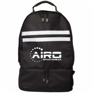 Airo Sportswear Player Rucksack (Black)