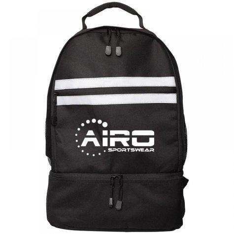 Airo Sportswear Player Rucksack (Black)
