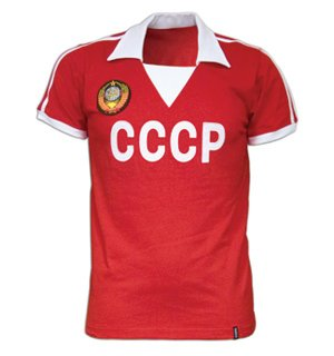 CCCP 1980's Short Sleeve Retro Shirt 100% cotton