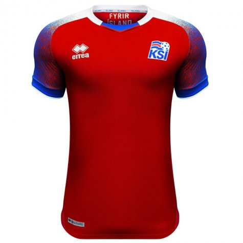 76c38329d0a 2018-2019 Iceland Third Errea Football Shirt (Kids) [SMKI7C03590IN ...