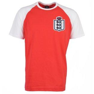 England 2018 Raglan Away Retro Football Shirt