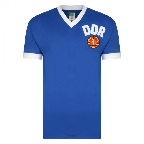 Score Draw DDR 1974 World Cup Finals Shirt