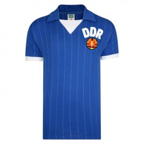 Score Draw DDR 1983 Football Shirt