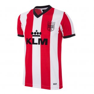 Brentford FC 1985-86 Short Sleeve Retro Football Shirt
