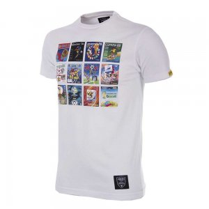 Panini Heritage FIFA World Cup Collage T-shirt (White)