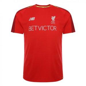 2018-2019 Liverpool Training Shirt (Red)