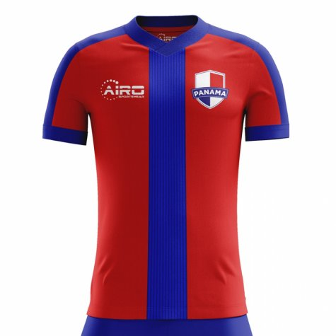 2020-2021 Panama Home Concept Football Shirt