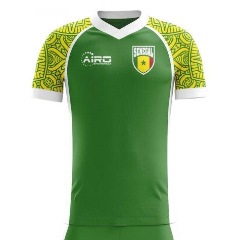 65bf78ee1 2018-2019 Senegal Away Concept Football Shirt (Kids)  SENEGALAKIDS ...