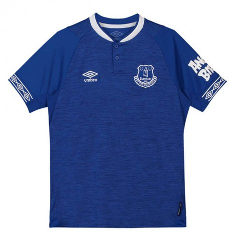 9ffee74d955 2018-2019 Everton Umbro Home Football Shirt (Kids)    - Uksoccershop